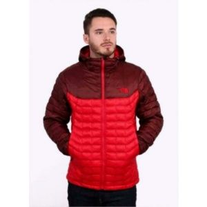 The North Face Men's ThermoBall Hoodie Sequoia